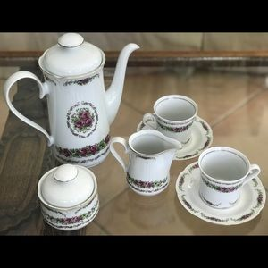 Coffee for two⭐️Vintage German coffee set  73/77's